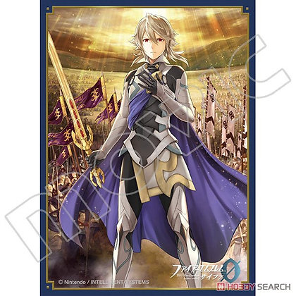 Fire Emblem 0 (Cipher) Mat Card Sleeve [Corrin (Male)] (No.FE95) (Card Sleeve)