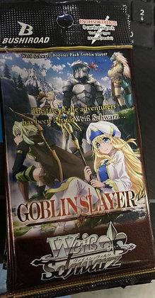 Weiss Schwarz Goblin Slayer Booster Packs