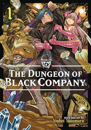 DUNGEON OF BLACK COMPANY GN VOL 1,2,3 Manga