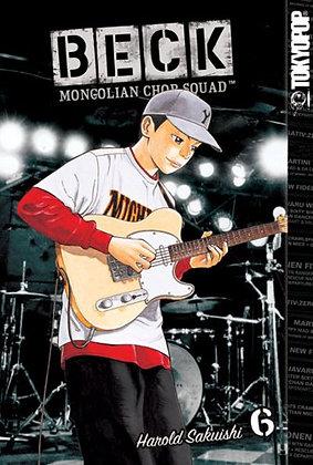 BECK: Mongolian Chop Squad Volume 6