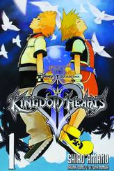 KINGDOM HEARTS II TP VOL 01 NEW PTG