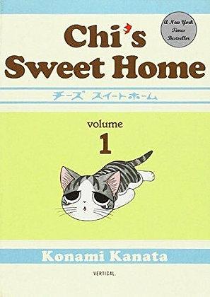 Chi's Sweet Home, volume 1 Manga Paperback – June 29, 2010  byKanata Konami
