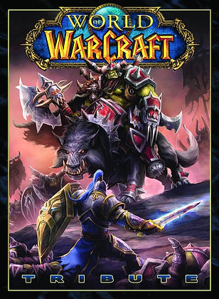 WORLD OF WARCRAFT TRIBUTE SC UDON ENTERTAINMENT INC (W) Various Celebrating the