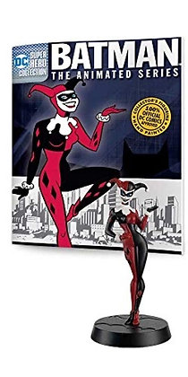 Batman The Animated Series DC Super Hero Collection #3: Harley Quinn