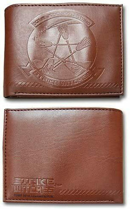 Strike Witches: 501st Star Logo Bifold Wallet by Great Eastern Entertainment