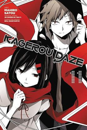 Kagerou Daze  VOL 1,10 ENGLISH (Books)