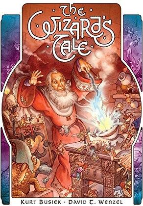Wizard's Tale Paperback – March 19, 2013 by Kurt Busiek (Author), David Wenzel (