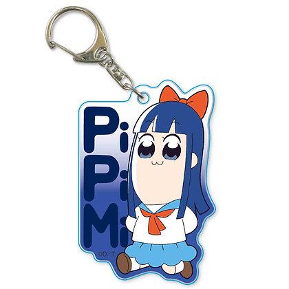"""Pop Team Epic"" TEKUTOKO Acrylic Key Chain Pipimi"