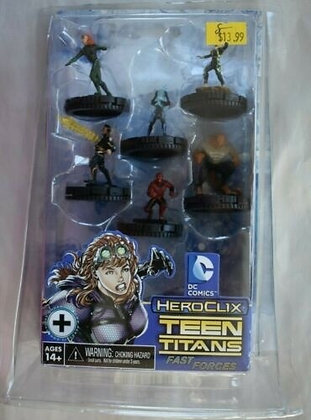 DC HeroClix Teen Titans Fast Forces Action Figure