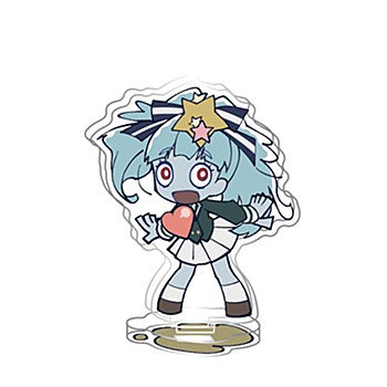 """Zombie Land Saga"" Acrylic Figure 14 Hoshikawa Lily Zombie Ver."