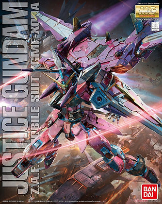Bandai Hobby Justice Gundam Seed Bandai MG Hobby Figure