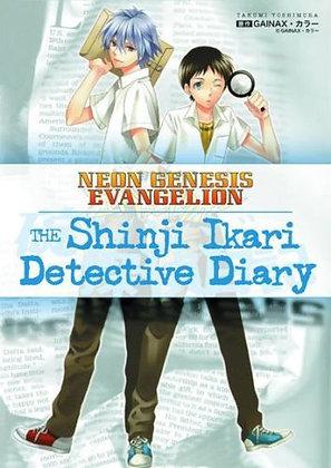 Evangelion: Shinji Ikari Detective Diary Vol. 1,2 (Manga)