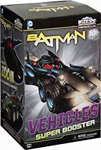 DC Heroclix Comics Batman Vehicles Super Booster