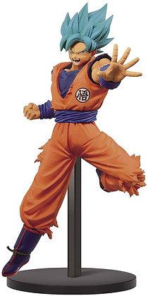 Banpresto Dragon Ball Super CHOSENSHIRETSUDEN II vol.4 (A:Super Saiyan GOD Super