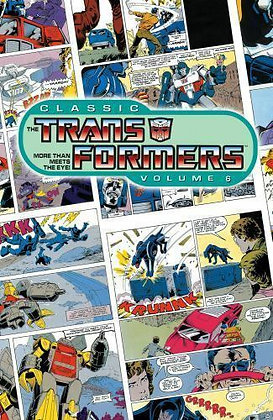 Classic Transformers Vol 6Paperback – August 24, 2010  bySimon Furman(Author)