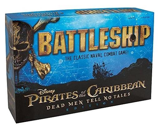 Battleship: Pirates of The Caribbean Edition