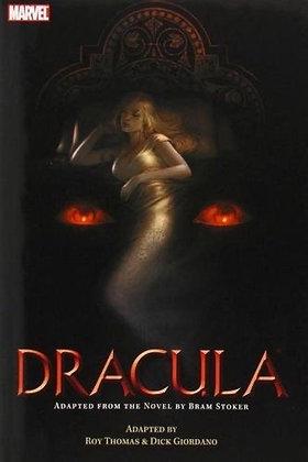 DRACULA PREM HC MARVEL COMICS (W) Roy Thomas (A) Dick Giordano (CA) Jelena Kevic