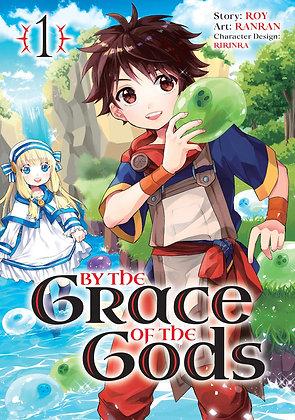 BY THE GRACE OF GODS GN VOL 1 (Manga)  SQUARE ENIX MANGA  (W) Roy (A) Ranran
