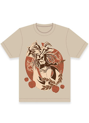 SPICE AND WOLF HOLO T-SHIRT