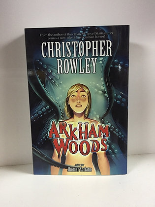 Arkham Woods Paperback – February 3, 2009 by Christopher Rowley  (Author)