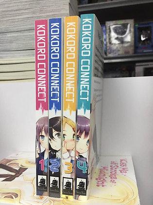 KOKORO CONNECT GN VOL 1,2,3,4 Manga (4 Books)  SEVEN SEAS ENTERTAINMENT LLC (W)