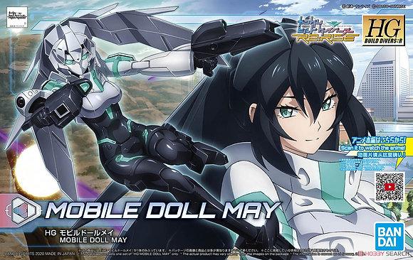 BandaiMobile Suit GundamMobile Doll May (HGBD:R) (Model Kit)