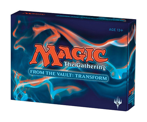 Magic The Gathering From The Vault: Transform : Sealed Box Set