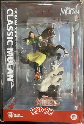 BEAST KINGDOM D-stage DS-055 Classic Mulan Figure Statue Disney