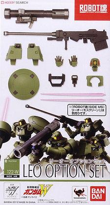 BandaiMobile Suit GundamRobot Spirits < Side MS > Leo Option Set