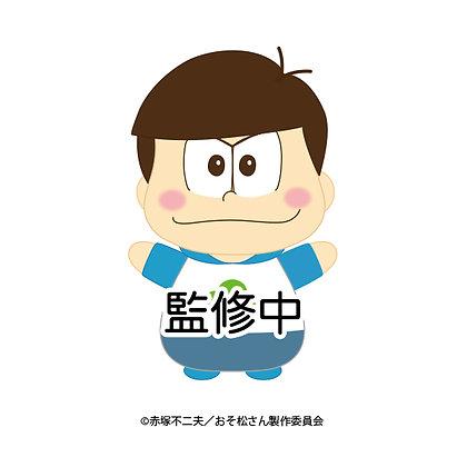 """""""Osomatsu-san"""" Neat ga Jiritsu!? Standing Plush Karamatsu"""
