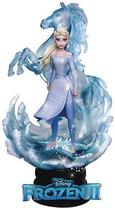 Beast Kingdom Frozen II: Elsa DS-038 D-Stage Series Statue