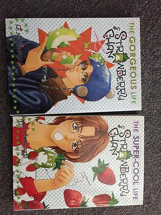 STRAWBERRY CHAN GN VOL 1,2 ANIME WORKS  (Manga) (Books) ANIME WORKS PUBLICATION
