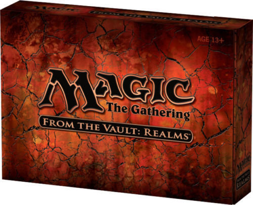 MTG From the Vault: Realms: Box Sealed Magic the Gathering