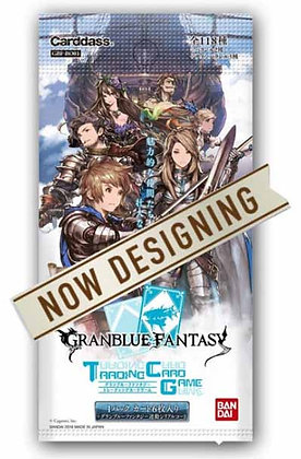 """GRANBLUE FANTASY"" TCG Booster Pack"