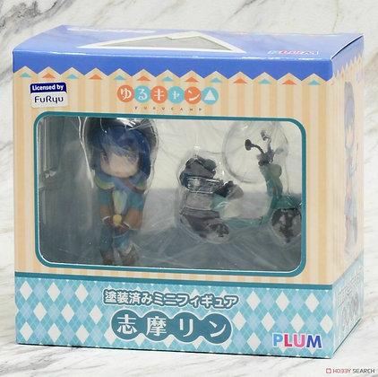 Yuru Camp Mini Figure Shima Rin Figure