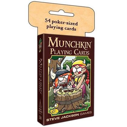 MUNCHKIN: PLAYING CARDS
