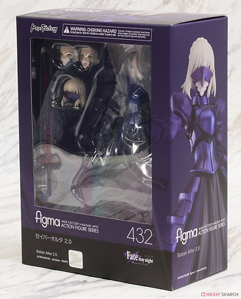 """Max Factory Figma """"Fate/stay night -Heaven's Feel-"""" Saber Alter 2.0"""