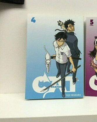 CAT PARADISE GN VOL 4 YEN PRESS, (Manga)   by Yuji Iwahara  (Creator)