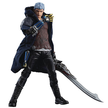 DEVIL MAY CRY 5 NERO PX STANDARD VERSION 1/12 SCALE AF Figure