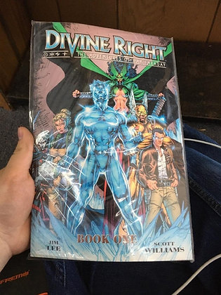 Divine Right: The Adventures of Max Faraday Book One