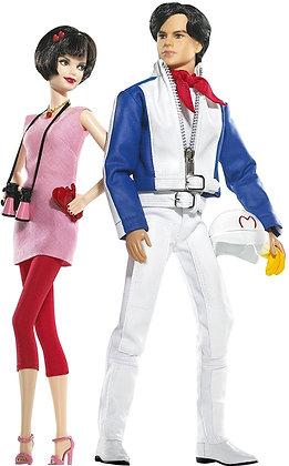 Mattel Speed Racer Collector Gift Set - Pink Label