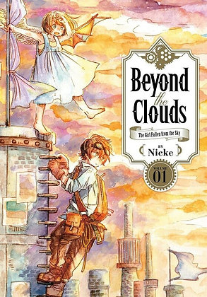 Beyond the Clouds 1 Paperback – Illustrated, February 11, 2020 by Nicke (Author)