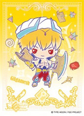 """Character Sleeve """"Fate/Grand Order"""" Design produced by Sanrio Gilgamesh (Caster)"""