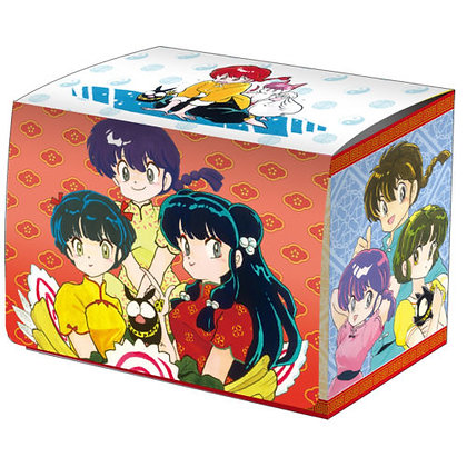 """Character Deck Case Collection Super """"Ranma 1/2"""""""