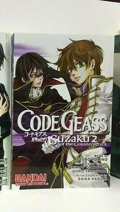 Code Geass: Suzaku of the Counterattack, Vol. 2 (Manga) Paperback – May 5, 2009