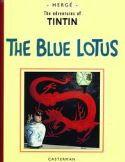 ADV TINTIN HC VOL 02 THE BLUE LOTUS  LAST GASP