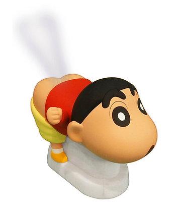 """Crayon Shin-chan"" Arashi wo Yobu Ketsudake-seijin Humidifier by Shine"