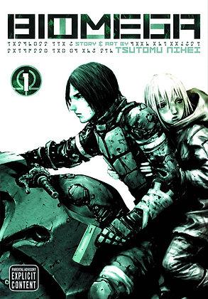 BIOMEGA GN VOL 01 (Manga) (MR)  VIZ MEDIA LLC  (W/A/CA) Tsutomu Nihei  Zoichi K