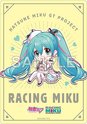 Racing Miku 2019 Ver. Nendoroid Plus Mouse Pad 4 by Good Smile Racing