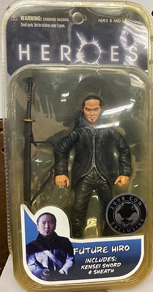 HEROES Series 1: SDCC Exclusive 'Future' Hiro Variant Action Figure